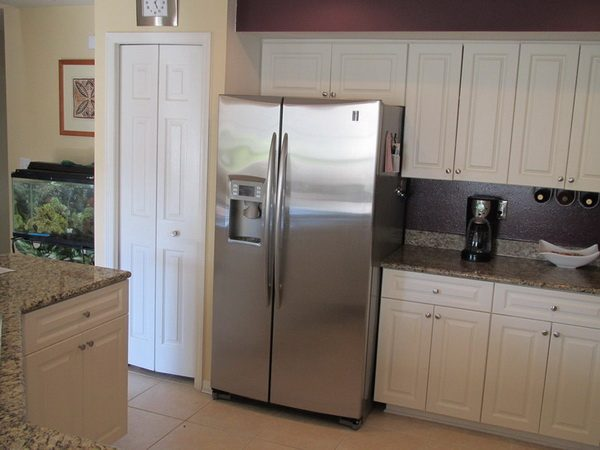 Looking Size Of Refrigerators For Small Kitchensdesign Idea And Medium