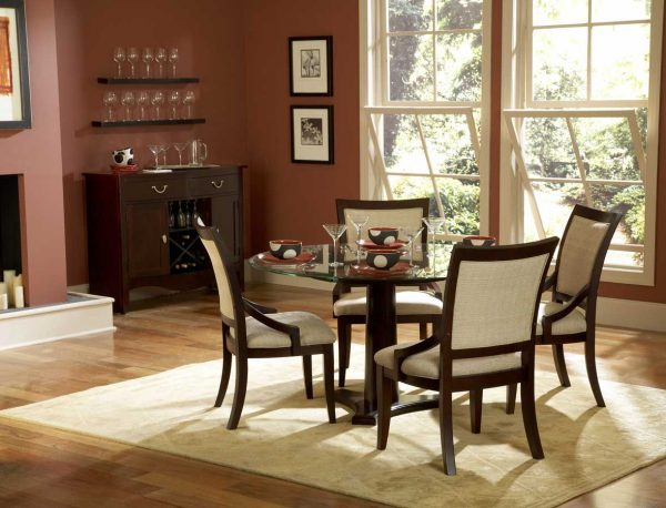 Looking Stunning Dining Room Decorating Ideas For Modern Living Medium