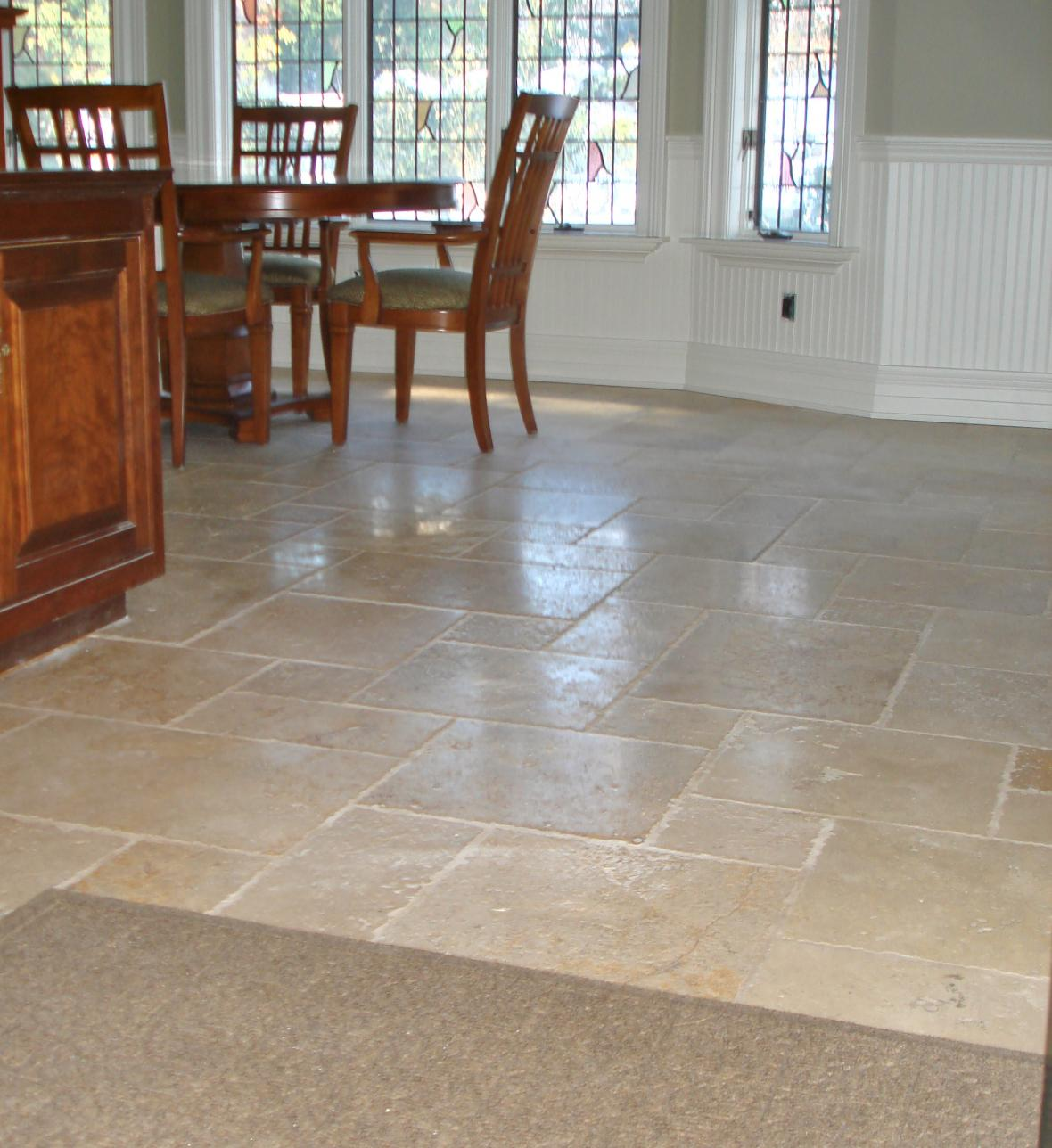 looking the best nonslip tile types for kitchen floor tile