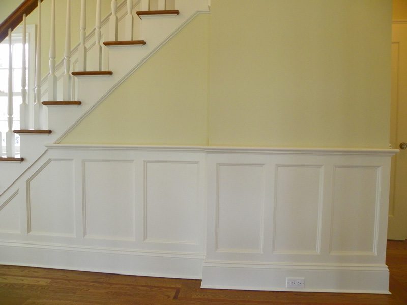 looking verdi style wainscoting wainscot solutions inc