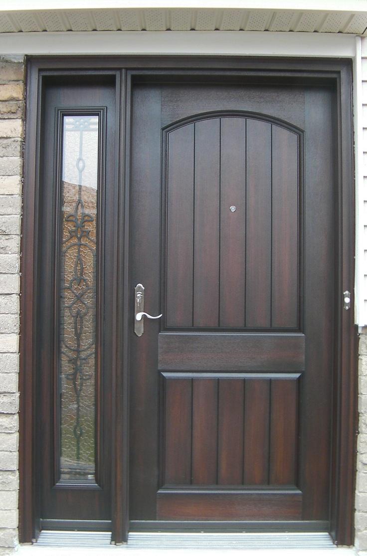 main door designs important thing for you in dark espresso