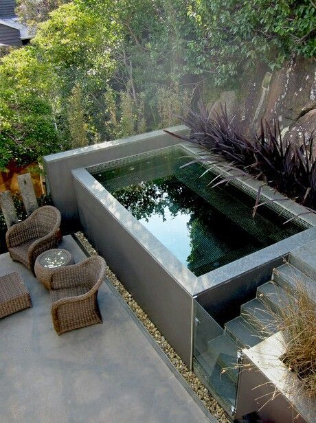 Our Favorite 29 Small Plunge Pools To Suit Any Sized Backyard And Budget Medium