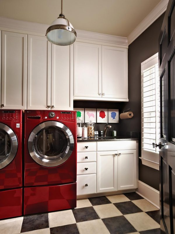 Our Favorite Beautiful And Efficient Laundry Room Designshgtv Medium