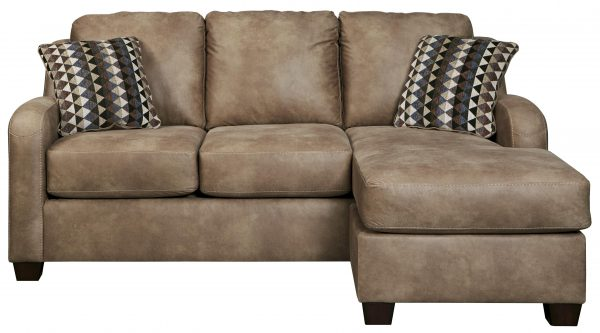 Our Favorite Benchcraft Alturo 6000368 Queen Sofa Chaise Sleeper With Medium