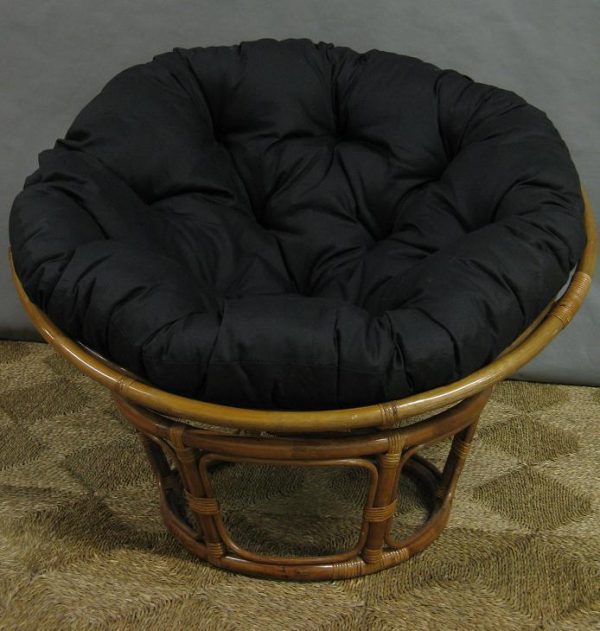 Our Favorite Black Papasan Chair Home Furniture Design Medium