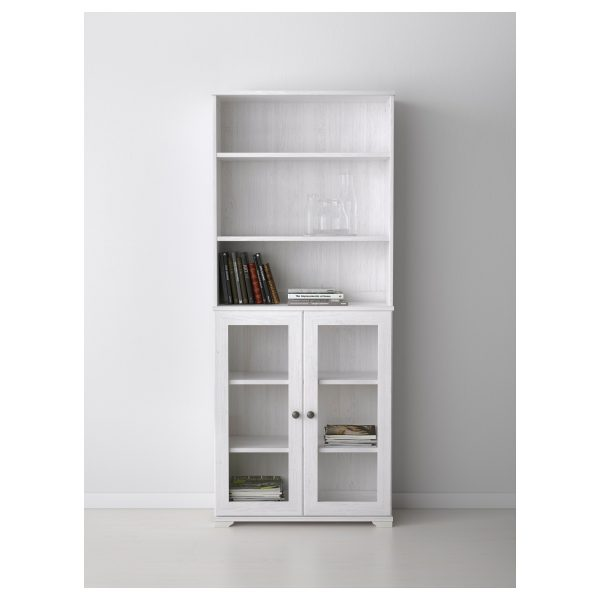 Our Favorite Bookshelf Amazing Bookcase With Doors Ikea Awesome Medium