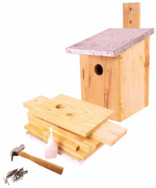 Our Favorite Cheap Buy Doityourself Construction Birdhouse  Build Medium