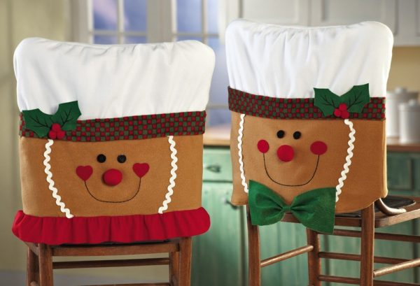 Our favorite Christmas Holiday Chair Cover Patternhome Designing