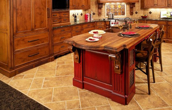 Our Favorite Decorative Custom Built Kitchen Islands With Wood Medium