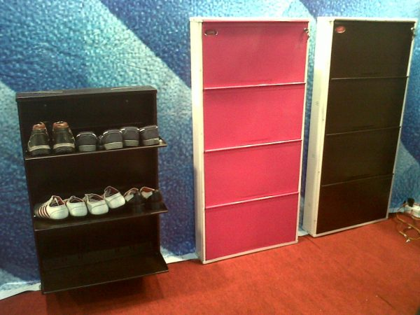 Our Favorite Diy Extensive White Wall Mounted Shoe Racks In Girls Medium