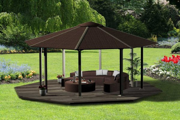 Our Favorite Diy Gazebo Plans And Design For Best Outdoor Lounge Medium