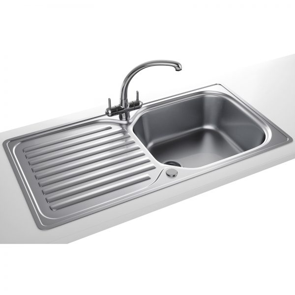 Our Favorite Franke Elba Propack Eln 611 96 Stainless Steel Sink And Medium