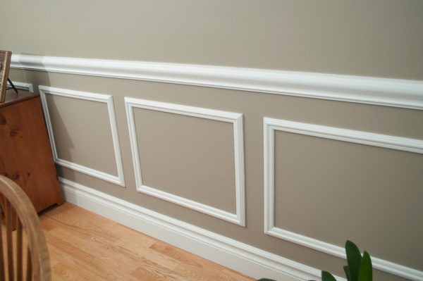 Our Favorite Great Chair Rail Molding Decorating Ideas Medium