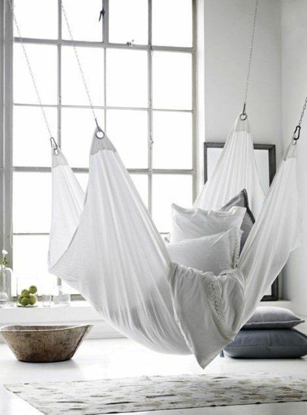 Our Favorite Hammock Indoors Or On The Terracehum Ideas Medium