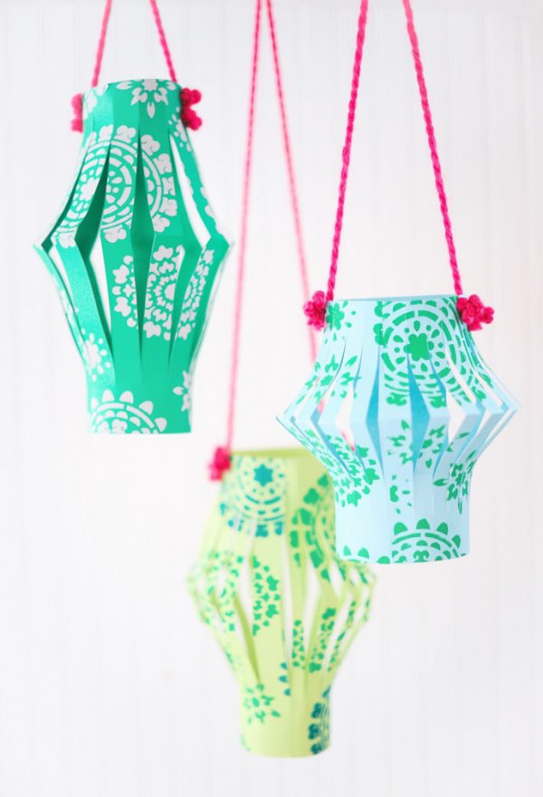 Our Favorite How To Make Chinese Paper Lanterns In 4 Easy Steps Medium