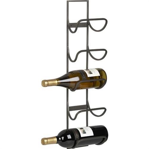 our favorite iron wall mounted wine rackiron wine rackmetal wine
