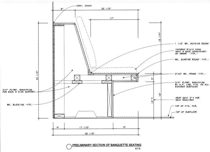 our favorite l shaped kitchen bench plans woodworking projects   plans