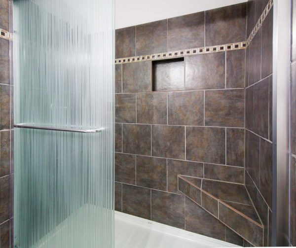 Our Favorite Large Tile   Small Bathroom  Tiling Contractor Talk Medium