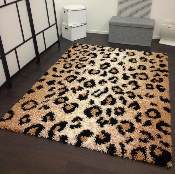 Our Favorite Leopard Print Rug Ukhome Decor Medium