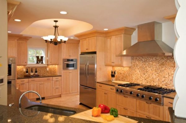 Our Favorite Light Maple Kitchen Cabinetsclassic Kitchens And Medium