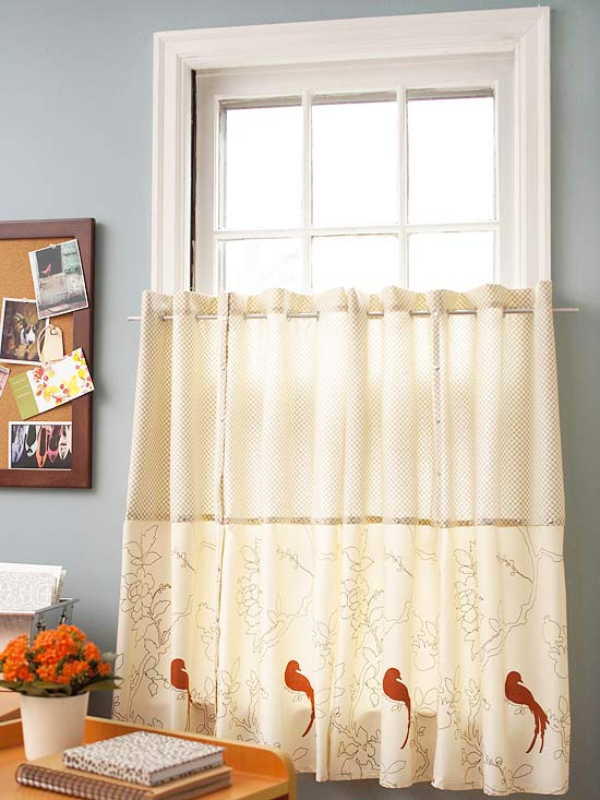 Our Favorite Nosew Curtains Diy Curtain Ideas That Are Quick And Medium