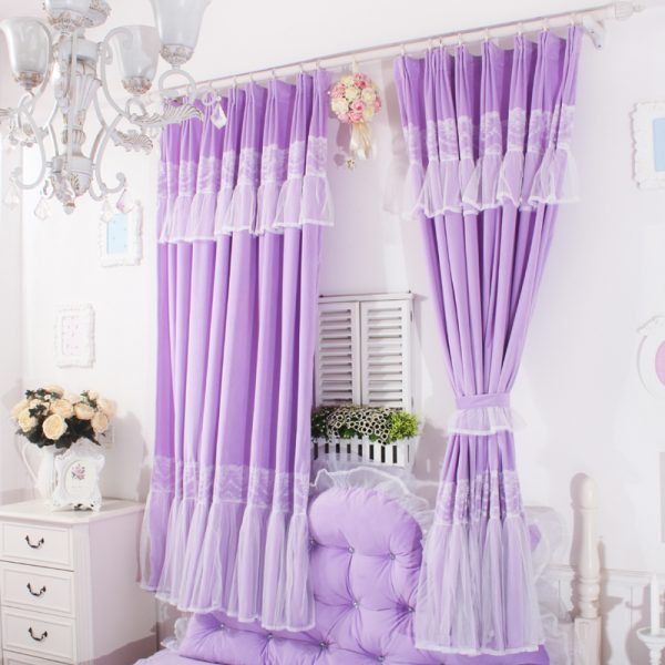 Our Favorite Online Get Cheap Purple Curtains For Girls Room Medium