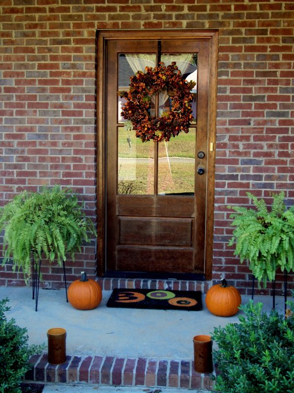 Our Favorite Outdoor Decor For Falldecorating Ideas Medium