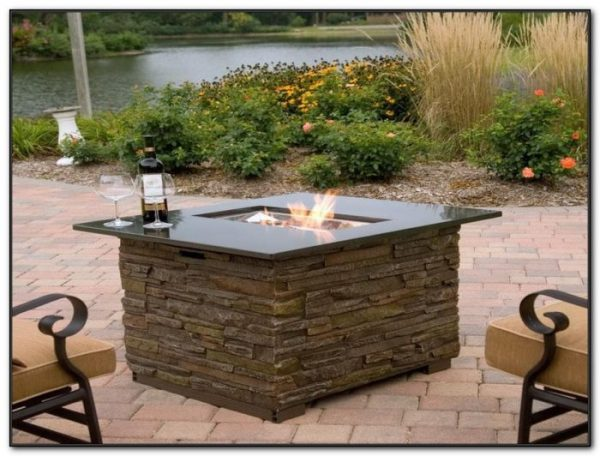 Our Favorite Propane Fire Pits For Decks Pictures To Pin On Medium
