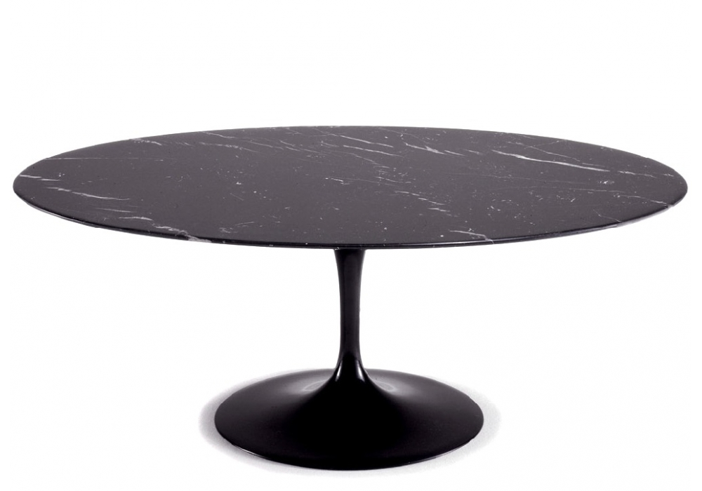 our favorite saarinen oval coffee table marble knoll milia shop