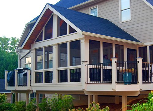 Our Favorite Screened Porch Ideas Landscaping Network Medium