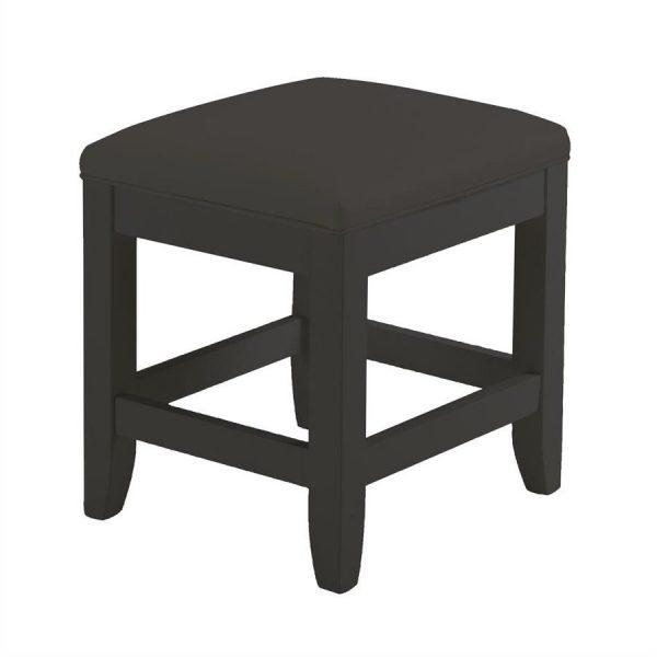 Our Favorite Shop Home Styles 19in H Black Rectangular Makeup Vanity Medium