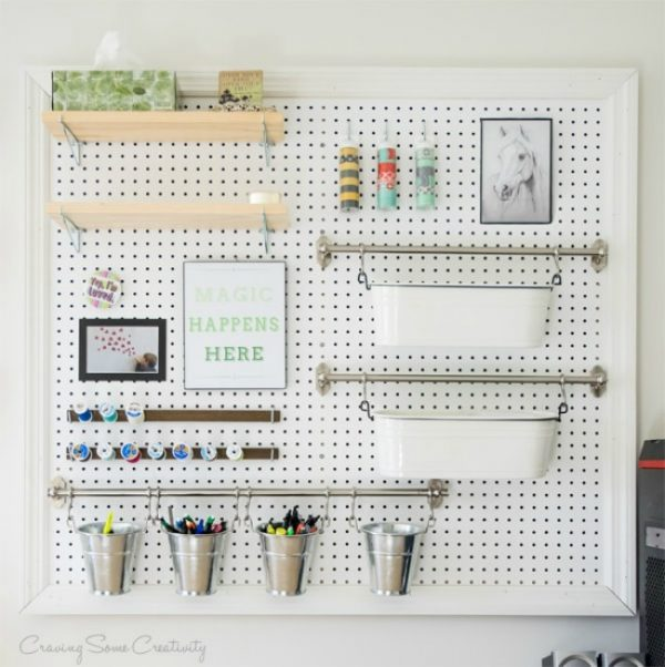 Our Favorite The 11 Best Pegboard Organization Ideasthe Eleven Best Medium