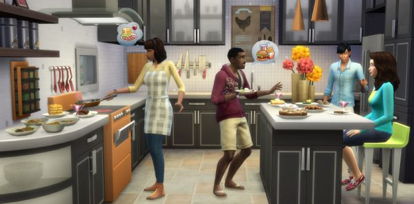Our favorite The Sims 4 Cool Kitchen Stuff Coming August 11  Sims Online