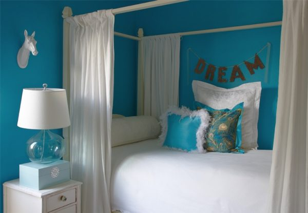 Our Favorite Turquoise Girls Room Design Ideas Medium