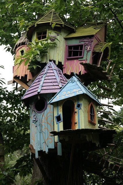 Our Favorite Unique Bird Houses Woodworking Projects   Plans Medium