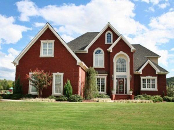 Our Favorite White Brick Houses Red Brick House Paint Trim Red Brick Medium