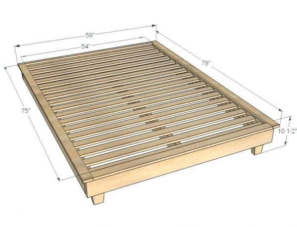 Our Favorite Width Of King Bed Frame Nepinetworkorg Medium