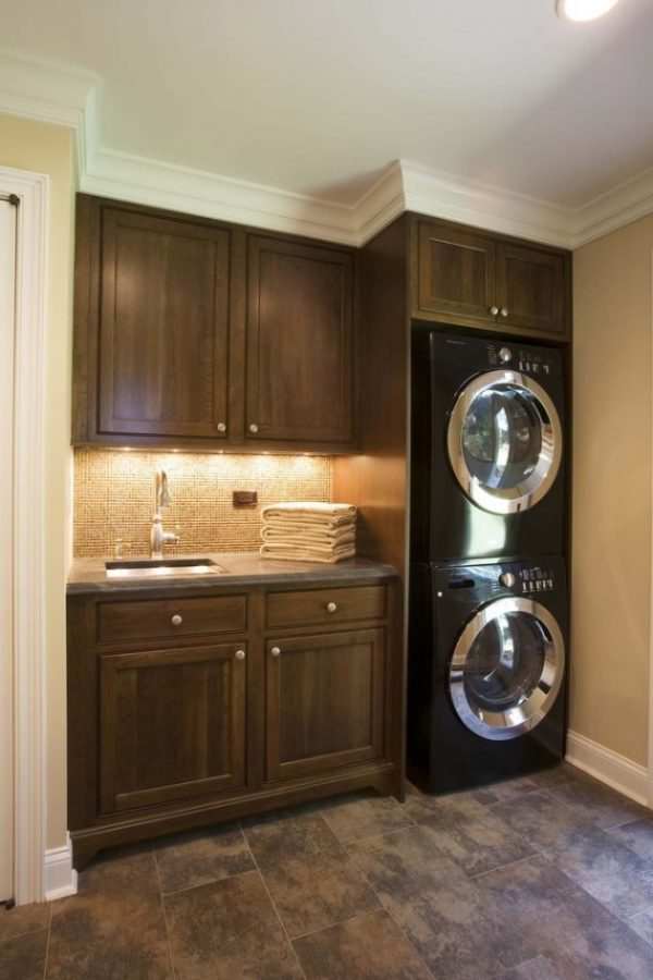 Perfect 15 Elegant Laundry Room Designs To Get Ideas From Medium