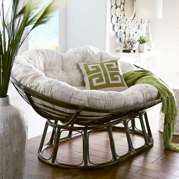Perfect 25  Best Ideas About Papasan Chair On Zen Room Medium