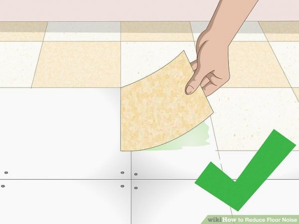 Perfect 3 Ways To Reduce Floor Noise Wikihow Medium