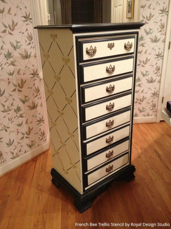 Perfect 488 Besten Stenciled And Painted Furniture Bilder Auf Medium