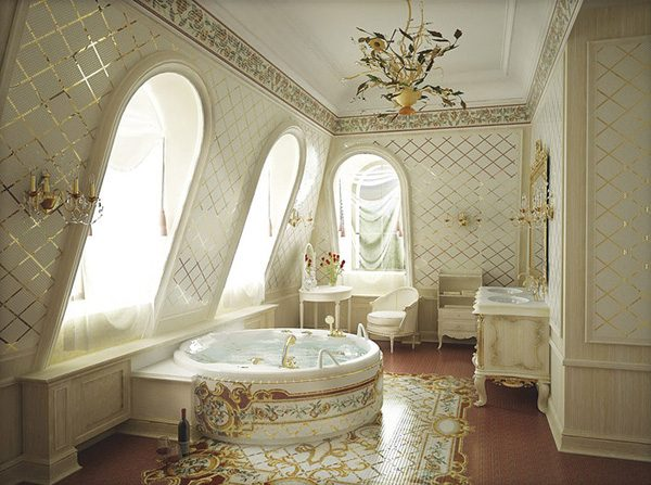 Perfect 50 Mosaic Design Ideas For Bathroominteriorholiccom