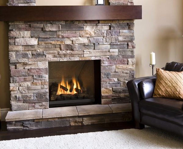 Perfect Airstone Fireplace  A Focal Point In Every Roomdeavita Medium