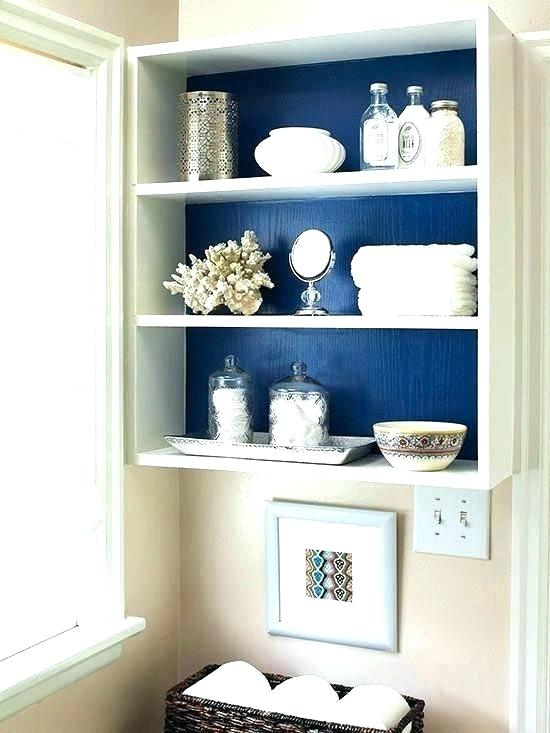 Perfect Blue And White Striped Bathroom Accessories Bathroom Medium