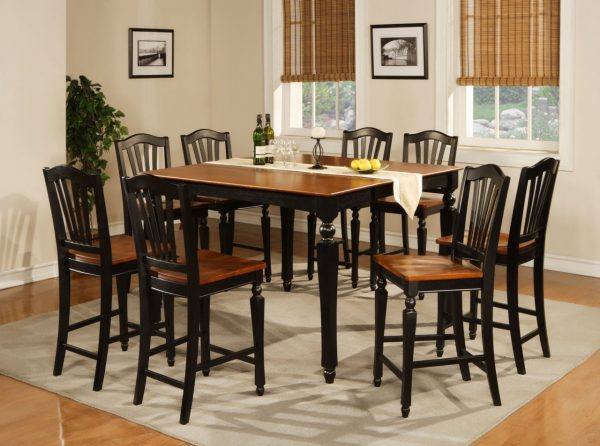Perfect Counter Height Dining Tables And Chairsmarceladickcom Medium