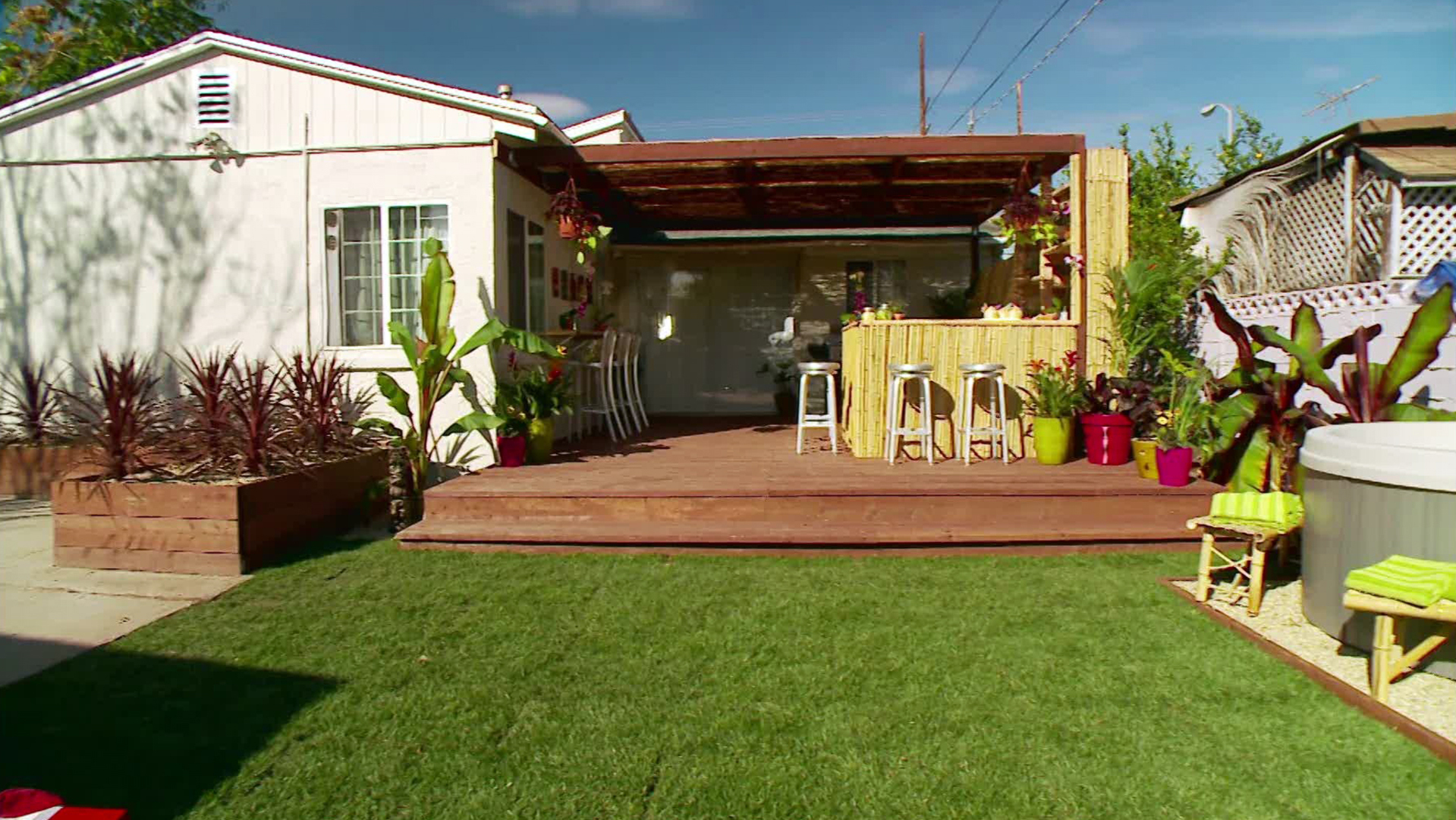 Perfect Diy Backyard Makeover Sweepstakes Diy Do It Your ...