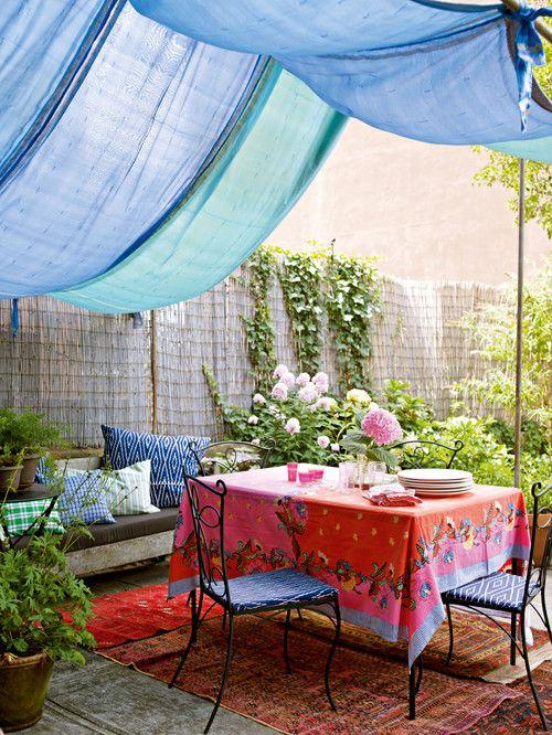 Perfect Diy Canopies And Sun Shades For Your Backyard Medium