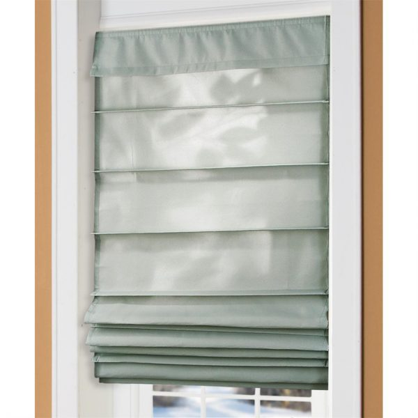 Perfect Easy Glide Insulated Roman Shades 217460 Curtains At