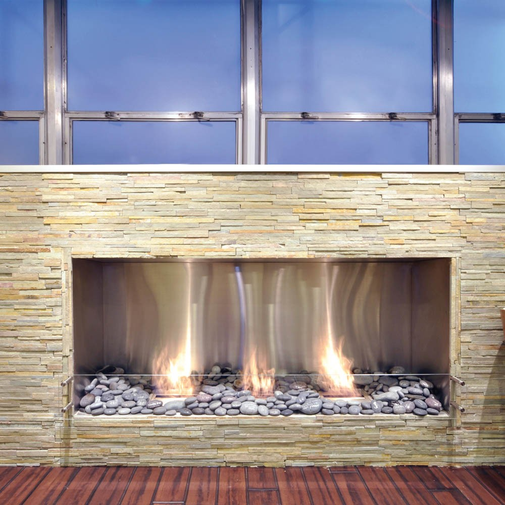 perfect fireplace awesome outdoor living space decorating design