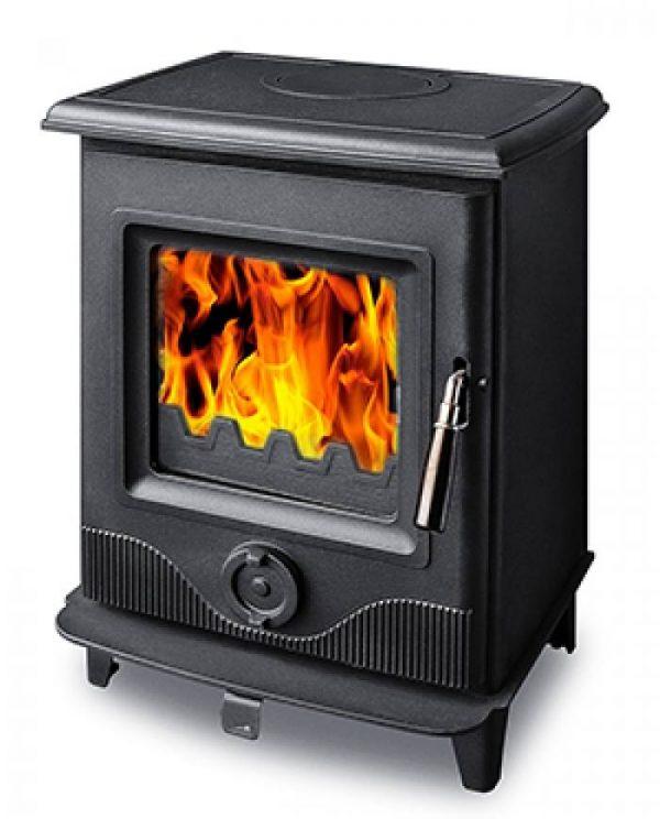 Perfect Hiflame Precision 1 Flueless Discount Wood Burning Medium
